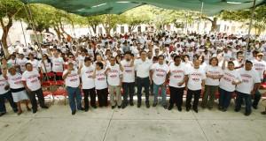 800 panistas más se unen a Nerio y Rolando