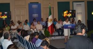 Abuchean a Josefina en la Ibero por muerte de bebés #guarderíaABC