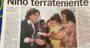 Diario de Yucatán viola derechos de un niño y expone su vida