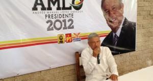 """AMLO convoca a la """"resistencia civil"""", rechaza fallo del TEPJF"""