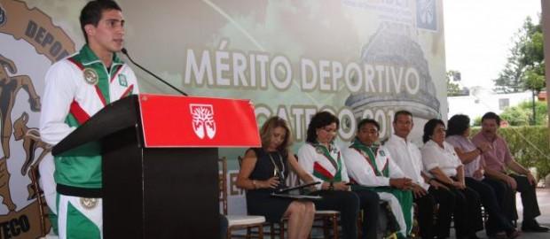 PRESENTAN EL MÉRITO DEPORTIVO YUCATECO Y PREMIO ESTATAL DEL DEPORTE