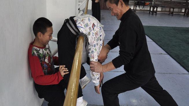 Indignante y aberrante entrenamiento infantil en China