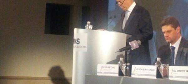 MVS: Calderón condicionó banda 2.5 Ghz por disculpa de Aristegui