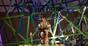 Por la puerta grande … V informe de Ivonne Ortega