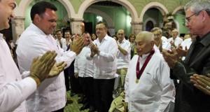 Fallece el más grande pintor yucateco Fernando Castro Pacheco