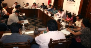 Los Distritos Electorales de Yucatán se determinarán en tiempo y forma