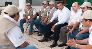 Ejecutivo responsable, con oficio político: Humberto Hevia