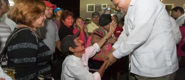 Más apoyos para el campo en el 2014, afirma Rolando Zapata