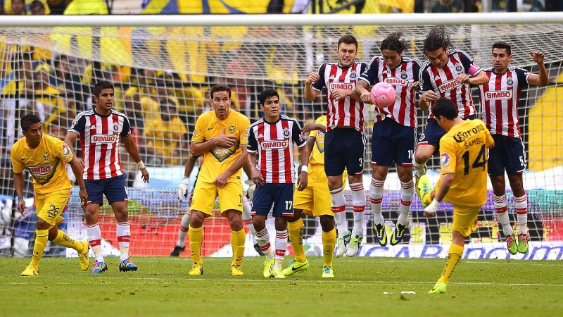 de america fotos 2016 clasico nacional club america vs chivas