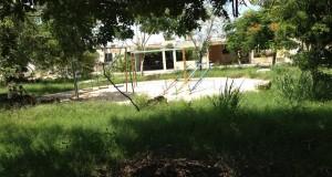 #Reportaje parque infantil de Anikabil: abandonado