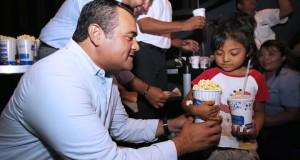 Alcalde de Mérida inicia campaña hacia la cámara de diputados