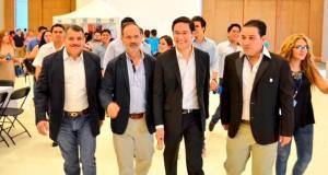 """Dice Anaya que PAN es el """"mejor"""" partido para construir el futuro de México"""