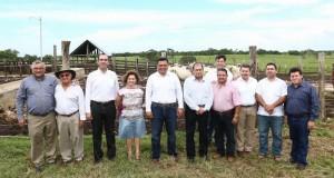 Anuncia Gobernador RZB $30 millones para X'matkuil – Reyes 2014