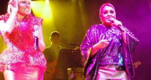 Yuri y Lupita Dalessio hacen vibrar el Coliseo Yucatán