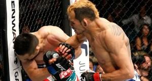 El duelo de las raíces mexicanas, UFC