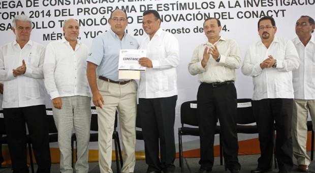 Crecen incentivos para empresas de Yucatán