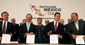 Murió el Pacto por México, ¿y cuándo se van los panistas de las delegaciones federales?