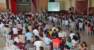 """PRI Yucatán inicia consulta """"Más con Menos Pluris"""""""