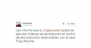 FGE aprehende a dos involucrados en la muerte de Felipe Triay Peniche