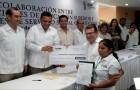 Jóvenes brindarán asistencia técnica a cinco mil productores yucatecos