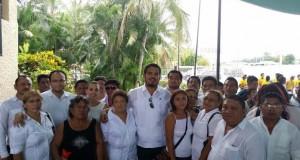 En Kanasin la clave es escuchar y atender a la gente: William Pérez