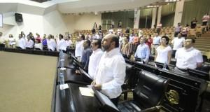 Inicia el tercer año de la LX Legislatura de Yucatán