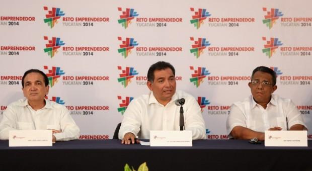 Anuncian a los 20 semifinalistas del Reto Emprendedor Yucatán 2014