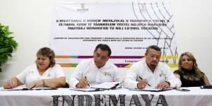 Combaten el rezago educativo en comunidades indígenas