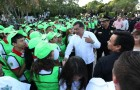 Conmemora Yucatán el Día Nacional de Protección Civil