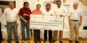 Más de 40 millones de pesos, para proyectos productivos