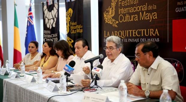 Anuncian más de 50 actividades académicas en el marco del Ficmaya 2014