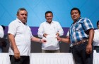 Realizan primera entrega de escrituras del programa Patrimonio Seguro