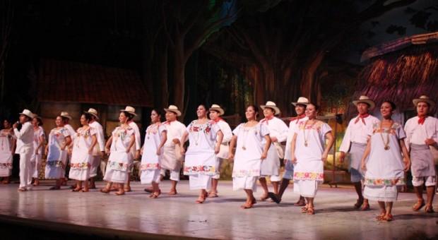 Compañía de danza folclórica Kaambal representará a Yucatán en evento nacional