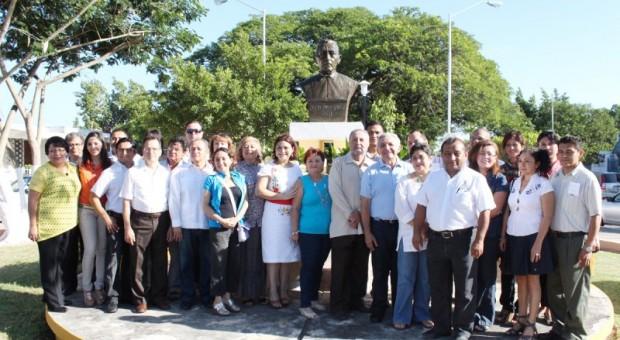 Conmemoran CXX aniversario del natalicio de Ermilo Abreu Gómez