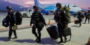 Puente aéreo traslada a 8 mil turistas varados en BCS