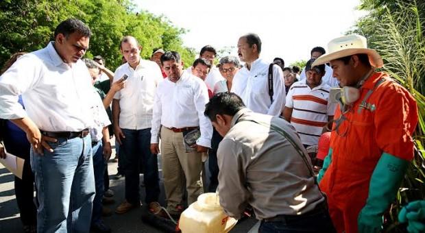 El apoyo al campo es prioritario: Rolando Zapata Bello