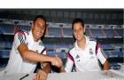 Doblete del Chicharito Hernández en triunfo del Real Madrid