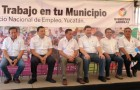 """Benefician a habitantes de Umán con la """"Bolsa de trabajo en tu municipio"""""""