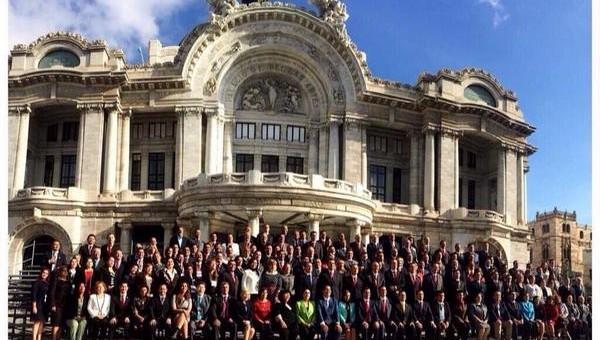 Diputados yucatecos concluyen participacion en asamblea de la COPECOL