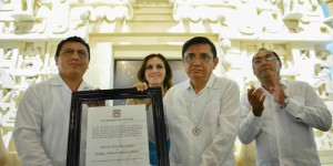 Doctorado Honoris Causa para arqueólogo yucateco