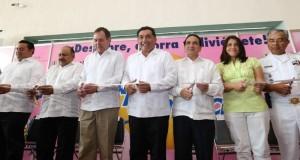 Inaugura VCD Expo Feria del Comercio con más de 400 participantes