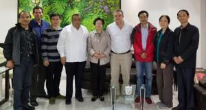 Arriban a Yucatán autoridades legislativas de China