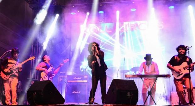 Rock circense en la Escena Yucateca del FICMaya 2014