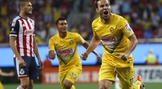El Clásico America – Chivas en el Estadio Azteca
