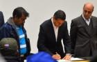 El Presidente Peña Nieto acuerda con padres de los 43 jóvenes desaparecidos