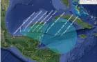 Se forma depresión tropical, pronóstico: hacia Península de Yucatán