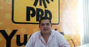Bayardo Ojeda: trabajo fecundo al frente de PRD en Yucatán