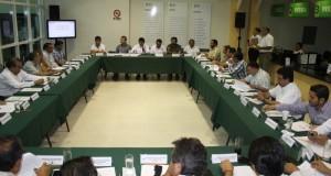 Integrantes del Comité Estatal de Vivienda aprueban reglamento