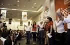 Pide Ivonne Ortega a priístas transformar la pasión en resultados en las urnas