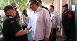 Yucatán cuenta con policías capaces y confiables: VCD